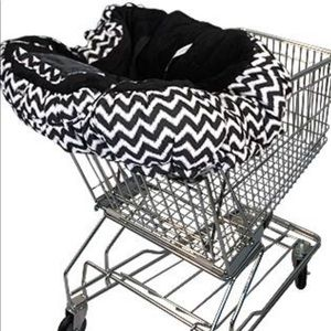Other - Floppy Seat baby shopping cart highchair cover